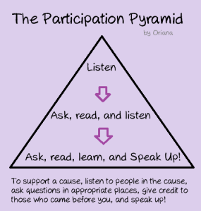 The Participation Pyramid